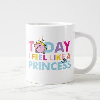 Kleines Fräulein Prinzessin |, das ich wie eine Jumbo-Tassen