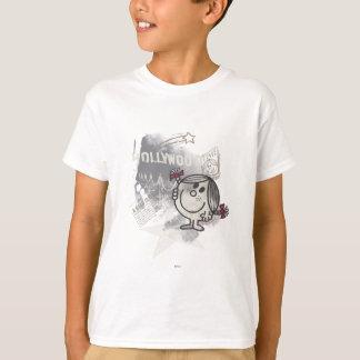 Kleines Fräulein Sunshine In Hollywood T-Shirt