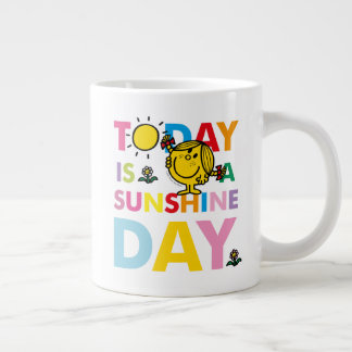 Kleines Fräulein Sunshine | ist heute ein Jumbo-Tassen