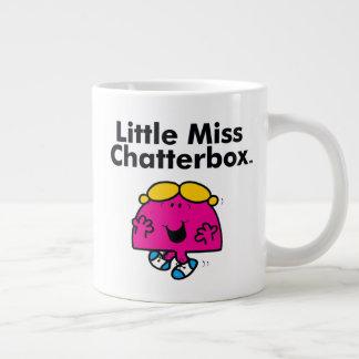 Kleines kleines Fräulein Chatterbox Fräulein-| ist Jumbo-Tassen