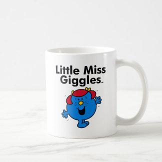 Kleines kleines Fräulein Giggles Likes To Laugh Kaffeetasse