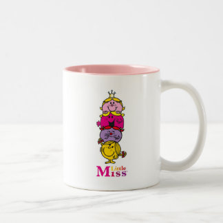 Kleines kleines Fräulein Standing Tall Fräulein-| Zweifarbige Tasse