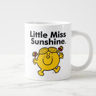 Kleines kleines Fräulein Sunshine Fräulein-| ist Jumbo-Tasse