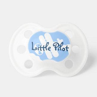 Kleines Versuchsbaby-Schnuller | Flugzeug Soother Baby Schnuller