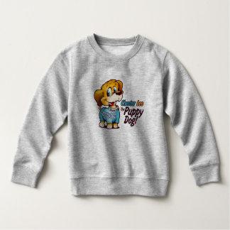 Kleinkind-Fleece-Sweatshirt von Chester Löwe Sweatshirt