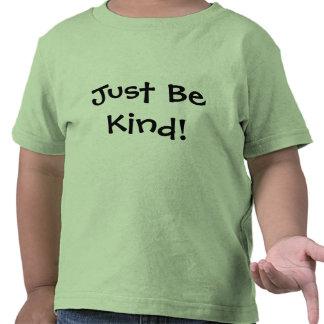 Kleinkind gerade ist netter T - Shirt