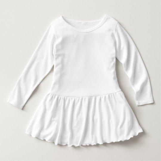 Rüschen-Kleid für Kleinkinder
