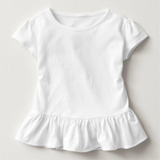 Rüschen-Shirt für Kleinkinder