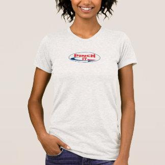 Klemmen Sie es Salveballteam-Hemdfrauen gepasst T-Shirt