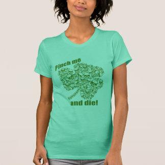 Klemmen Sie mich und die! T-Shirt