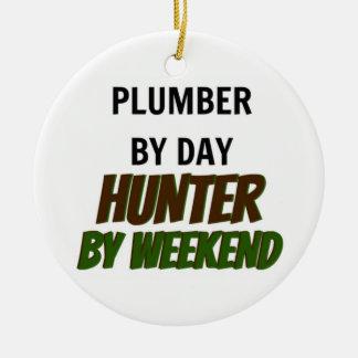 Klempner durch Tagesjäger bis zum Wochenende Keramik Ornament