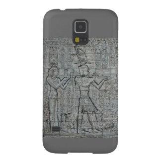 Kleopatra und Caesarion Samsung Galaxy S5 Hülle