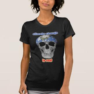 Klima-Änderung ist der T - Shirt der wirklichen