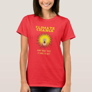 """Klima-Änderung, wie """"wirklich"""" sie personalisiert T-Shirt"""