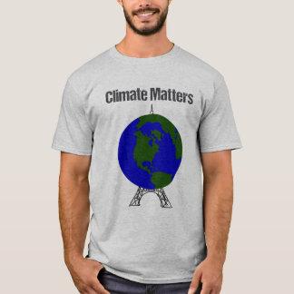 Klima-Angelegenheiten T-Shirt