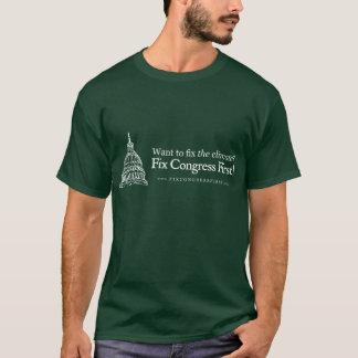 Klima-Verlegenheits-Kongreß zuerst T-Shirt