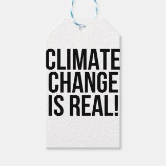 Klimawandel ist wirklich! Planeten-Erdwelt Geschenkanhänger