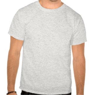 Klingeln-Enten-Cartoon-Fliegen-Shirt