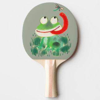Klingeln Pong BABY-FROSCH Tischtennis Schläger