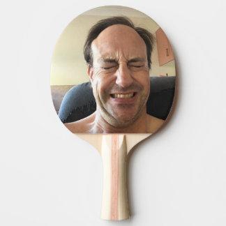 Klingeln Pong Paddel für Lachen Tischtennis Schläger