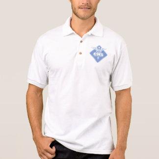Klinischer Krankenschwester-Spezialist CNS Poloshirt