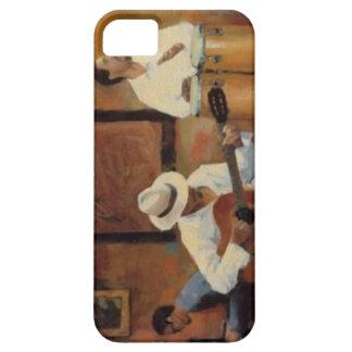 Klub Orchesta zu l´ huile iPhone 5 Etuis
