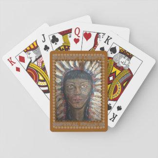 """""""Klugheit """" Pokerkarten"""