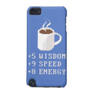 Klugheitsgeschwindigkeitskaffee iPod Touch 5G Hülle