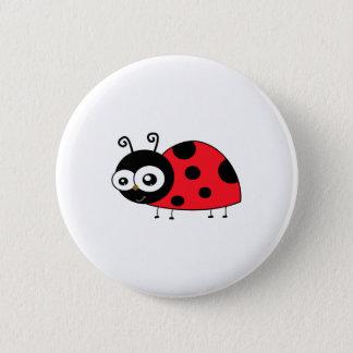 Klumpiger niedlicher runder button 5,1 cm