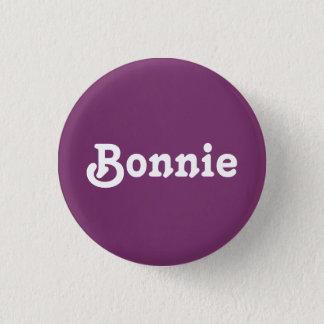 Knopf Bonnie Runder Button 3,2 Cm
