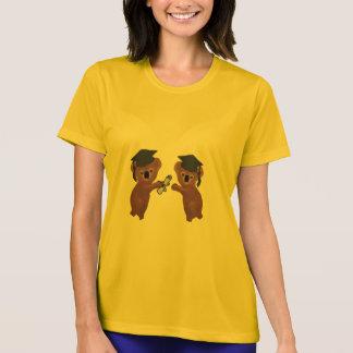 Koala-Abschluss-Shirt T-Shirt