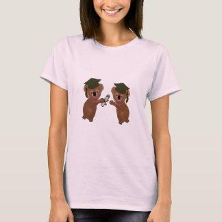 Koala-Abschluss T-Shirt