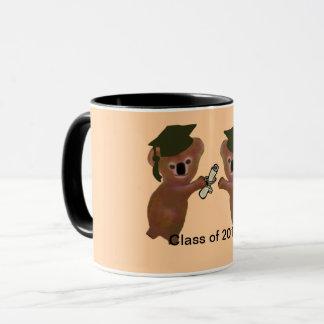 Koala-Abschluss-Tassen Tasse