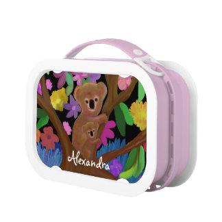 Koala-LebensraumLunchbox