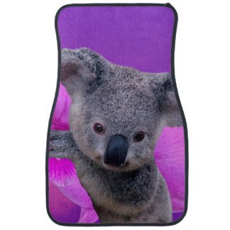 Koala und Orchideen Automatte