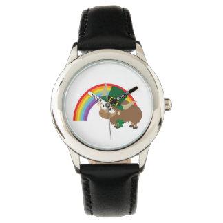 Kobold-Yak Armbanduhr