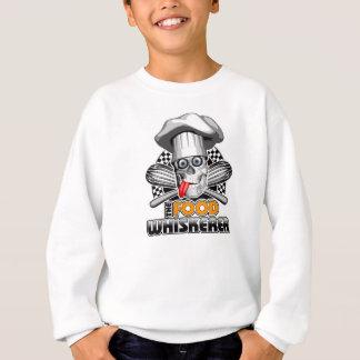Kochen des Spaßes: Nahrung Whiskerer 5 Sweatshirt