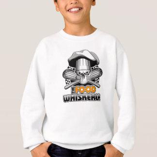 Kochen des Spaßes: Nahrung Whiskerer 7 Sweatshirt