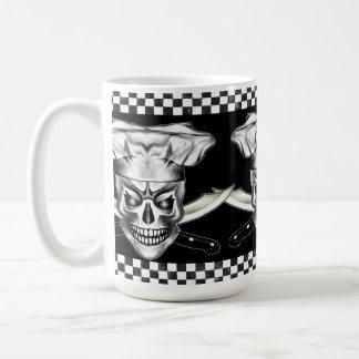 Kochs-Schädel 3,1 Kaffeetasse