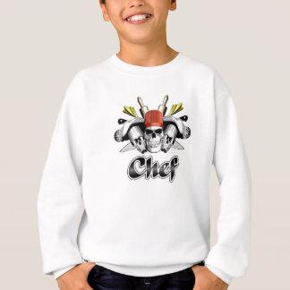 Kochs-Schädel: Werkzeuge des Handels Sweatshirt