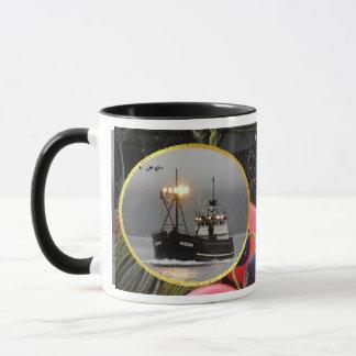Kodiak, Krabben-Boot im niederländischen Hafen, Tasse