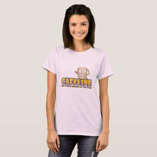 Koffein, anderes Mitglied des Personals T-Shirt