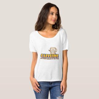 Koffein, das andere Mitglied des Personals T-Shirt