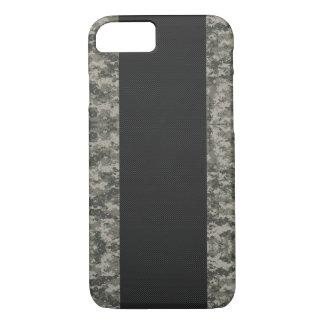 Kohlenstoff-Faser u. Tarnung iPhone 7 Fall iPhone 8/7 Hülle