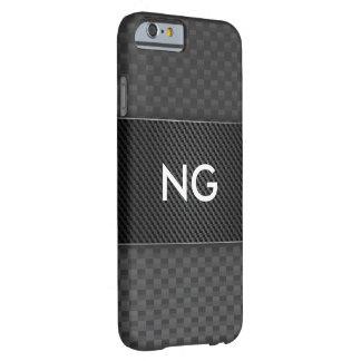 Kohlenstoff-Faser-verstärkte Polymer Barely There iPhone 6 Hülle