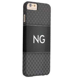 Kohlenstoff-Faser-verstärkte Polymer Barely There iPhone 6 Plus Hülle