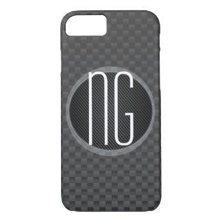 Kohlenstoff-Faser-verstärkte Polymer iPhone 8/7 Hülle