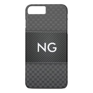 Kohlenstoff-Faser-verstärkte Polymer iPhone 8 Plus/7 Plus Hülle
