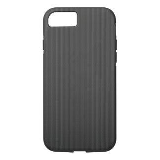 Kohlenstofffaser Muster iPhone 8/7 Hülle