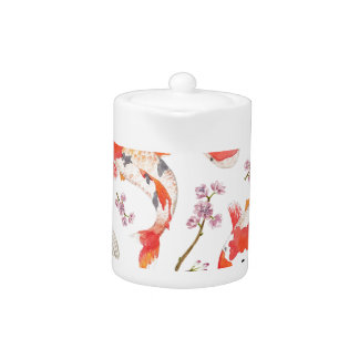 Koi Kirschblüten-Muster